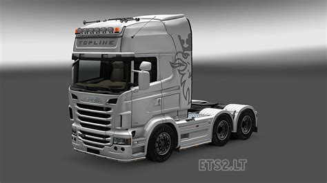 scania r series modified ets 2 mods