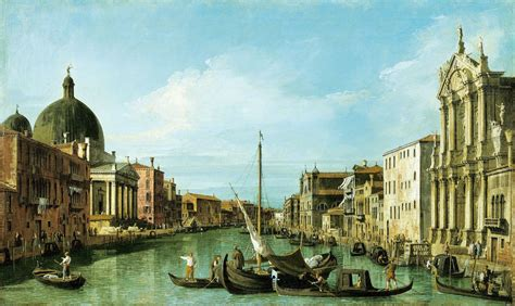 Clarence House London by Canaletto Venice 1697 Venice 1768 Venice The Grand