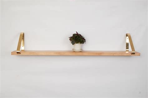 The Shelf by Brass Display Shelf By Joska Sons Design Milk