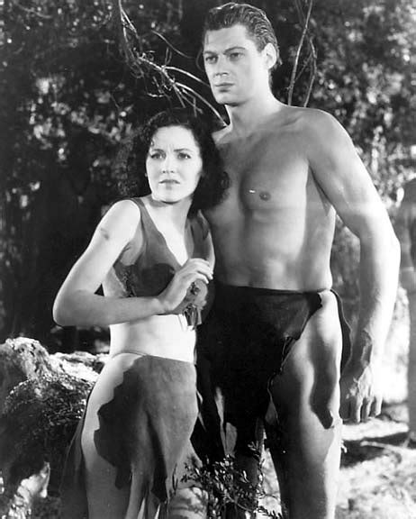 who is actress that plays jane in tarzan geico commercial tarzan and his mate 1934