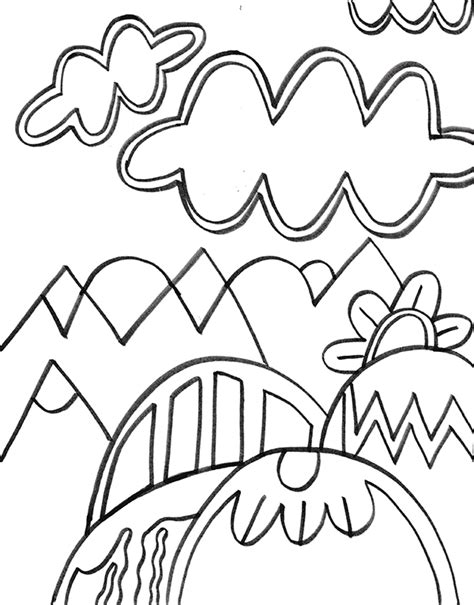 pattern fill drawing delightful doodles free downloadable drawing patterns