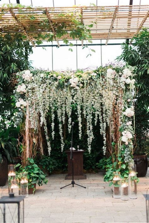 Wedding Backdrop Greenery by 10 Brilliant Flower Wall Wedding Backdrops For 2018 Oh