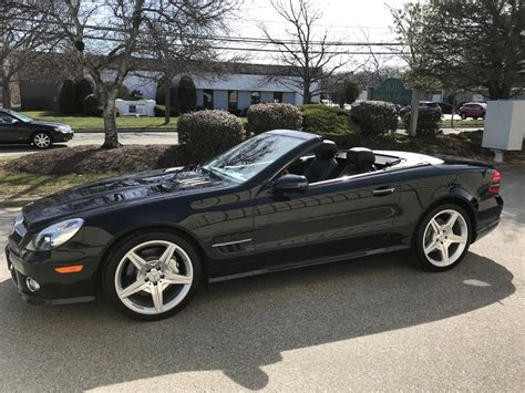 Mercedes 550 Sl For Sale by 2009 Mercedes Sl550 550 Stock 1634 For Sale Near