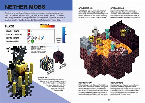 Minecraft Guide To The Nether The End new books out today minecraft