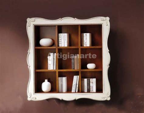 libreria pensile libreria pensile ermes artigianarte
