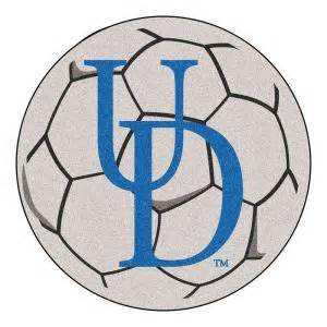 University Of Delaware Bookstore Gift Card - fanmats ncaa university of delaware cream 2 ft 3 in x 2 ft 3 in round accent rug