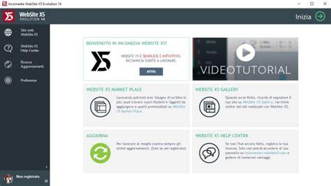 tutorial website x5 pdf come creare siti web dalla grafica accattivante e