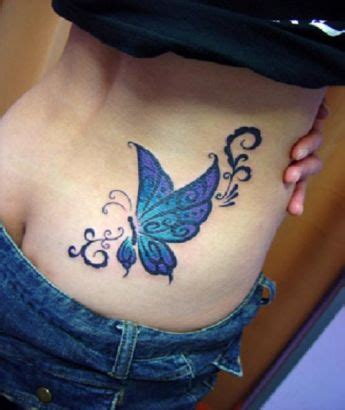 tattoo back hip hip bone tattoos for women butterfly tattoo designs for