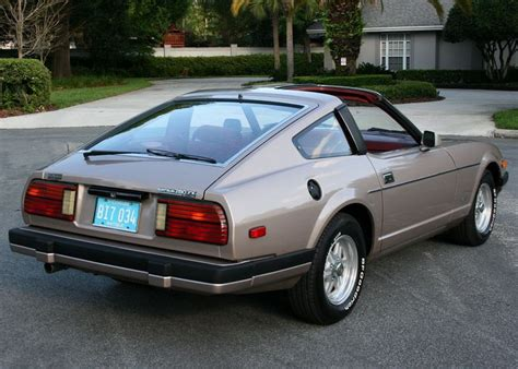 1982 Datsun 280zx Parts by Classic Cars Photos And Information For One American