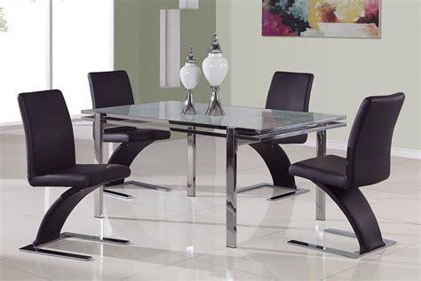 ultra contemporary black color dining chair cincinnati
