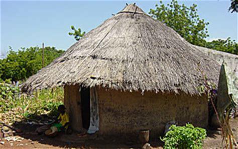 hutte africaine interieur la