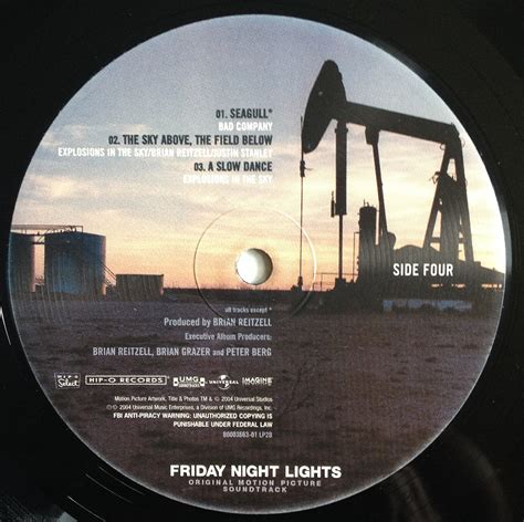 Friday Lights Review by Reissue Review Explosions In The Sky Friday