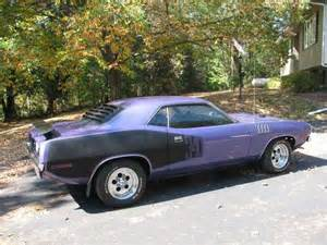 Chrysler Barracuda For Sale 1971 Cuda Project Sale With Pictures Mitula Cars