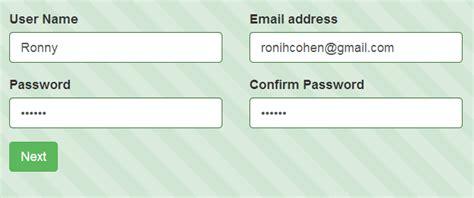 password pattern angularjs kwakwakcode a multi step web form with angularjs and css