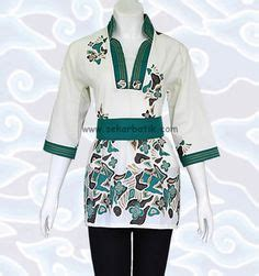 Baju Kebaya Fashion Wanita Baby Mint batik semar atasan batik printing i batik