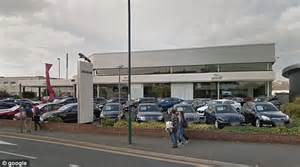 Jaguar Dealers Manchester Car Dealer Leaves Jaguar Showroom Empty Handed Fears