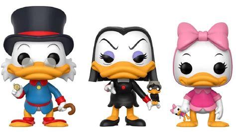 Funko Pop Disney Ducktales Huey Duck ducktales funko screams retro the fanboy seo