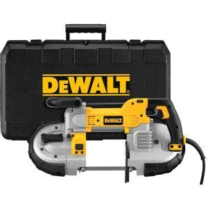 dewalt 10 cut band saw kit dwm120k the home depot