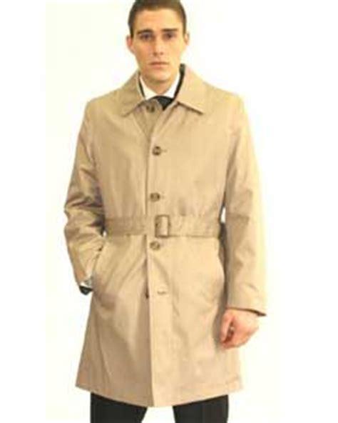 mens raincoats and trench coats
