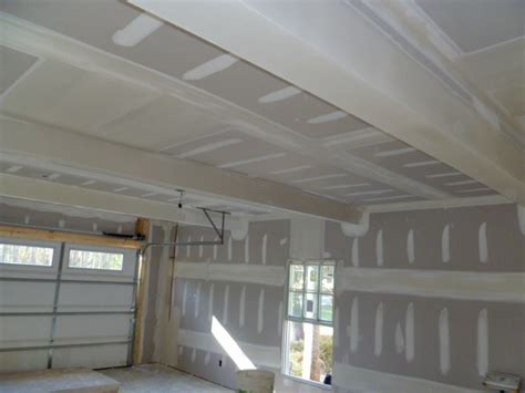 Finish Garage Drywall by Big Construction 2 Story Addition With Garage Apartment