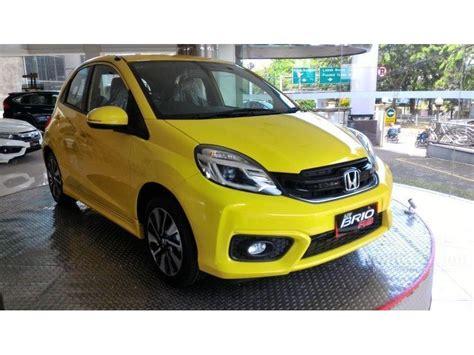 Kaos Honda Brio Kuning jual mobil honda brio 2016 rs 1 2 di dki jakarta automatic hatchback kuning rp 175 200 000