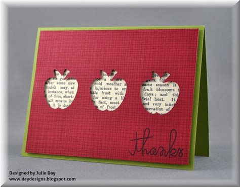 card ideas for teachers 116 best images about cart 213 es ma 199 195 apple card on
