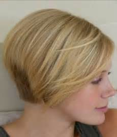 2015 angeled wedge hair graduated bob haircut images pinkous