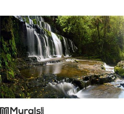 waterfall wall murals waterfall panorama wall mural