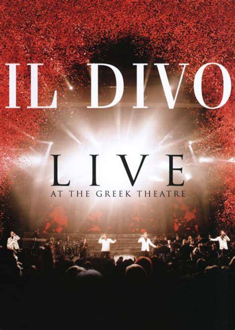 il divo il divo il divo live at the theatre dvd dvdoo dk