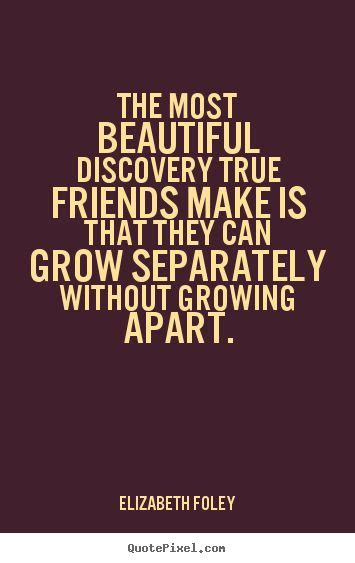 friendship growing apart quotes