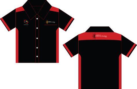 design baju warna merah pms baju korporat pms