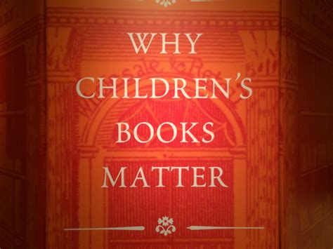 why picture books matter elizabeth kann 171 why children s books matter