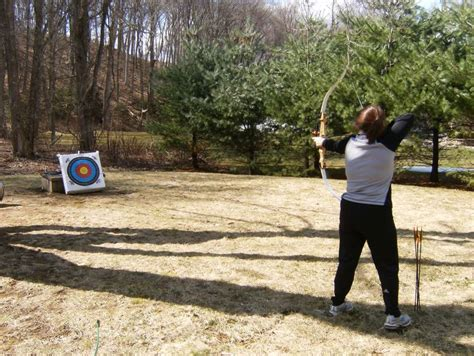 backyard archery set hgtv s house hunters seeking a home for archery