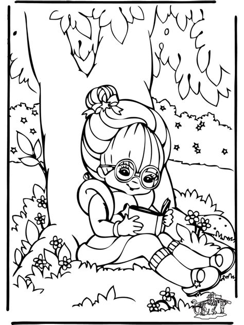 child reading bible coloring pages