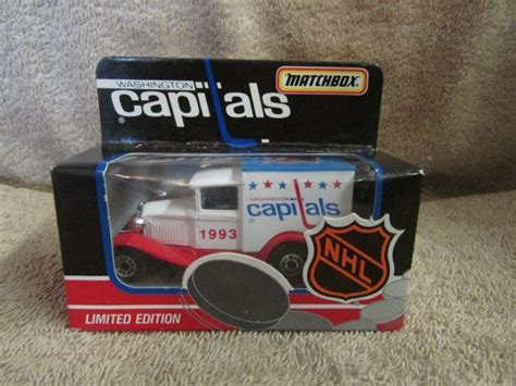 capitals gravy boat ebay the capitals 20th anniversary matchbox car capitals outsider