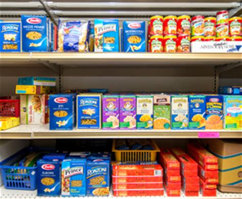 Needham Food Pantry by Food Wish List Needham Community Council