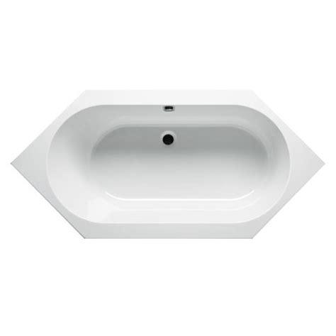 riho badewanne riho kansas hectagonal bath without whirl system ba97005