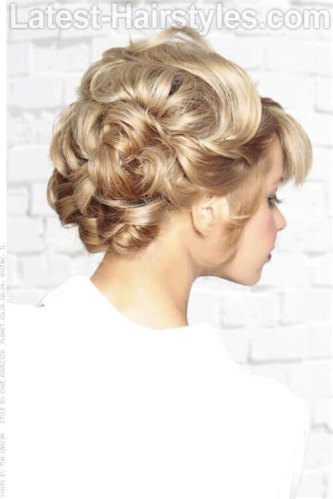 planet color mokena 20 completely easy hair updos for you to try