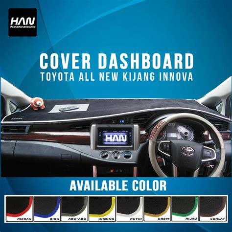 Karpet Dashboard Avanza cek harga baru han cover dashboard new avanza aksesoris