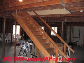 Basement Stair Railing Code by Gallery For Gt Basement Stairs