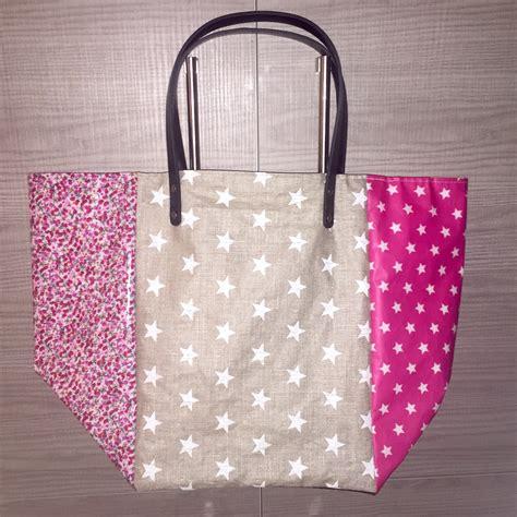 Tuto Sac A Tissu by Sac Cabas Playa Pop Couture