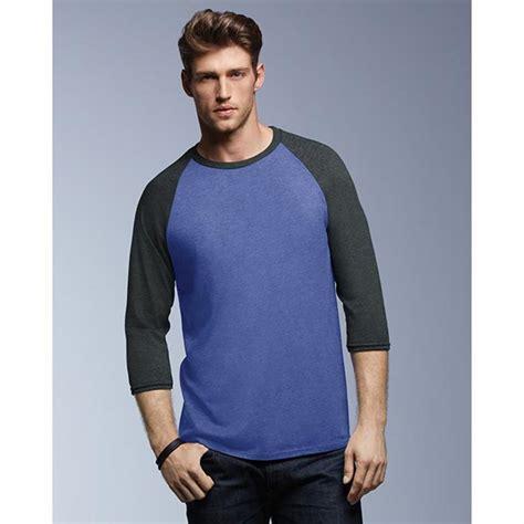 Mania 4 Raglan anvil tri blend 34 sleeve raglan t shirt promotional