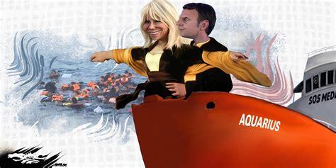 aquarius bateau macron blague sur l aquarius blagues et dessins