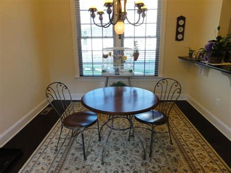 Ethan Allen Bistro Table Ethan Allen Bistro Set Table 2 Chairs Collectors Classics Chairs Tables And Ethan Allen