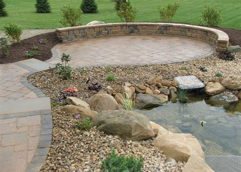 summit lawn and landscape summit landscape patios and walking paths