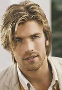 Image of men sexy hairstyle with men wavy hairstyle