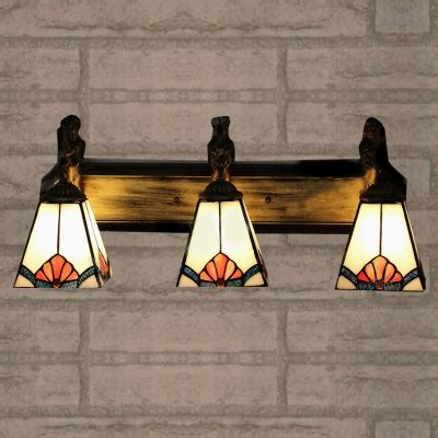 stained glass bathroom light fixtures fashion style bathroom fixtures tiffany lights