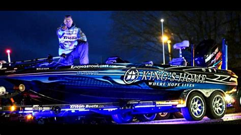 bass pro boat trailer lights how to install bluewater led lights youtube