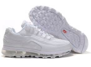 nike air max 24 7 mens shoes all white nike running shoes