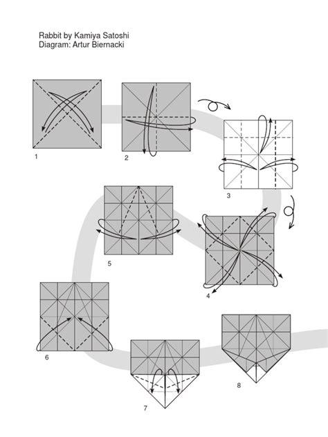 Origami Ryujin 3 5 Diagram Pdf - conejo satoshi kamiya